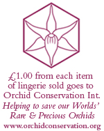 orchid conservation and fashion united
